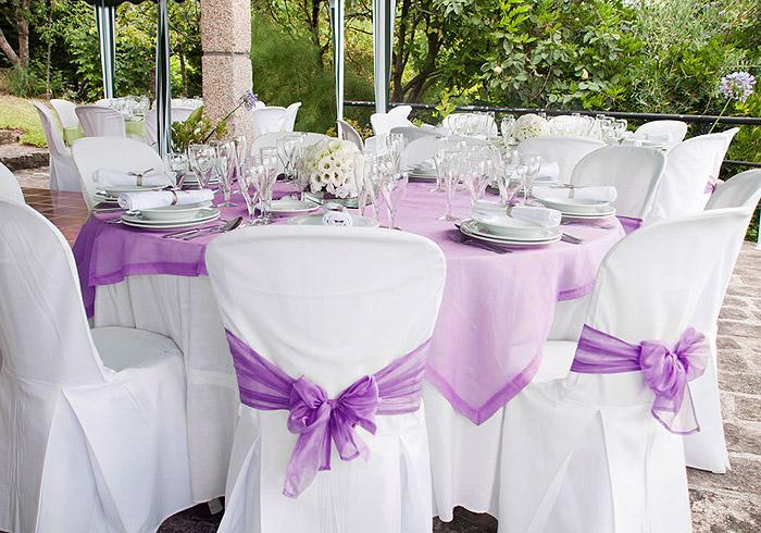 Mobilier table chaises mariage - Location de chaise pour mariage ...