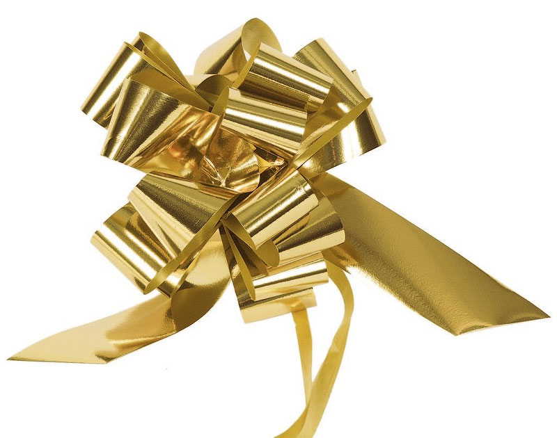 Noeuds m tallis dor s mariage noeuds automatiques mariage - Quoi donner en cadeau pour des noces d or ...