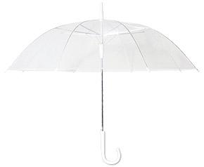 Ombrelle Parapluie Transparente Mariage