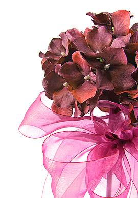 Ruban Organza Décoration Florale