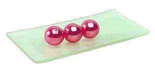Grosses perles de décoration