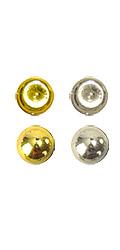 Perles de Pluie de Décoration Or Argent Argent Doré