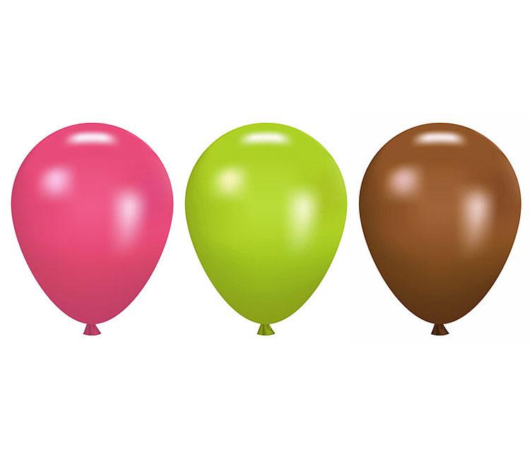 Ballons Nacrés mariage pas cher