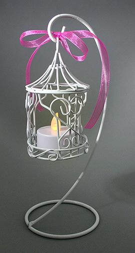 Mini Tonnelle Cage à Oiseaux Déco de Table