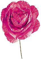 Fleur Géante Décoration Voiture Mariage Fuchsia
