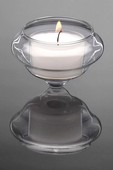 le photophore flottant porte bougie en verre bougies d coratives mariage. Black Bedroom Furniture Sets. Home Design Ideas