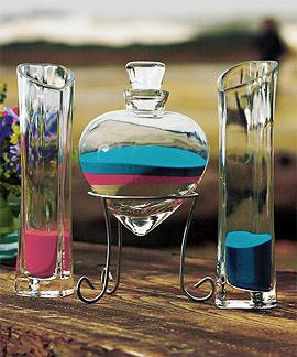 Vase Cérémonie du Sable Mariage