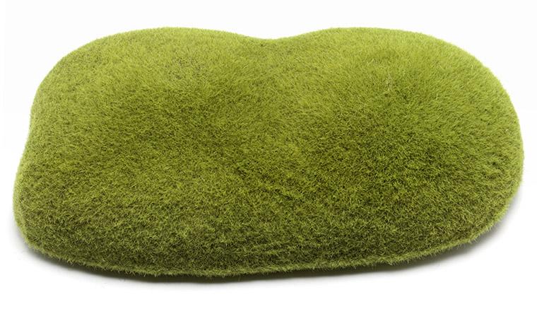 le socle rocher en mousse pique fleurs ou tiges noel. Black Bedroom Furniture Sets. Home Design Ideas