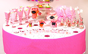 Candy Bar Fuchsia Rose