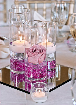 le vase en verre droit cylindrique haut 25 cm luxe d coration de table. Black Bedroom Furniture Sets. Home Design Ideas