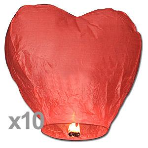 Sky Lantern Coeur Rouge Discount