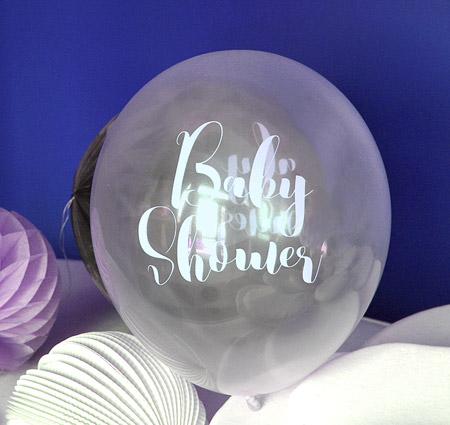 Ballons Baby Shower Garçon