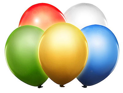 Ballons Lumineux Led Multicolor