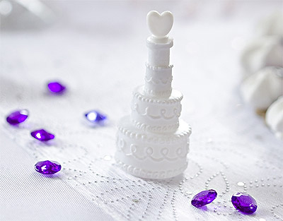 Bulles de Savon Wedding Cake