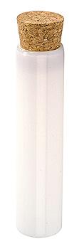 Eprouvette en verre Blanche 10 cm pas cher