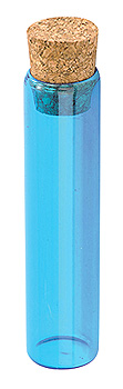 Tube Eprouvette Turquoise Contenant Pas Cher