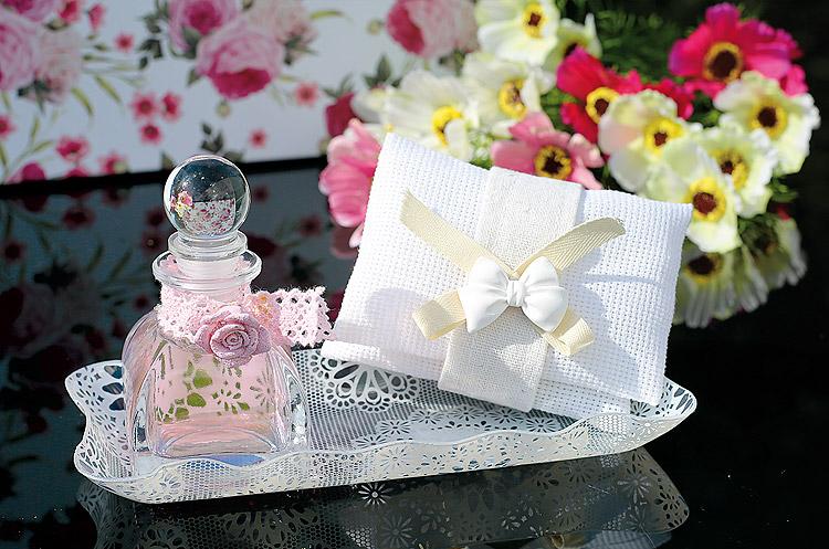 Flacon Parfum Cadeau Invités Original