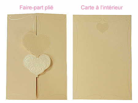 Kit Faire Part Carte Invitation à Personnaliser