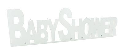 Lettre en Bois Baby Shower Candy Bar Pas Cher
