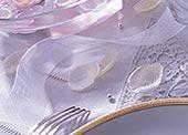 Pétale de Rose Mariage Blanc