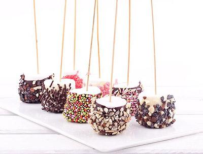 Pic brochette bonbons
