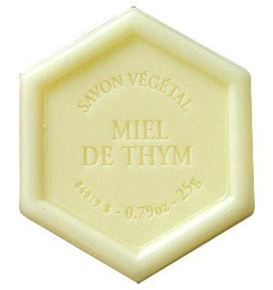 Savon Miel de Thym cadeau Invité